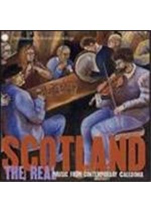 Various Artists - Scotland The Real