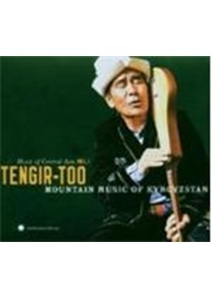 Tengir Too - Music Of Central Asia Vol.1 - Mountain Music Of Kyrgyzstan (+DVD)