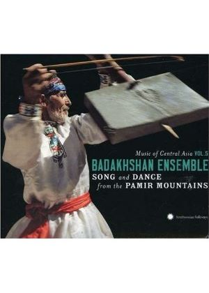 Badakhshan Ensemble - Song And Dance From The Pamir Mountains [CD + DVD]
