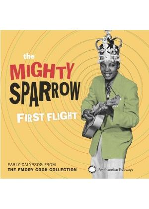Mighty Sparrow - First Flight
