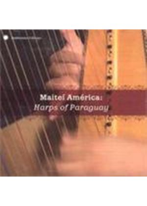 Various Artists - Maitei America - Harps Of Paraguay (Music CD)