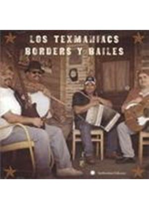 Los Texmanicas - Borders Y Bailes (Music CD)
