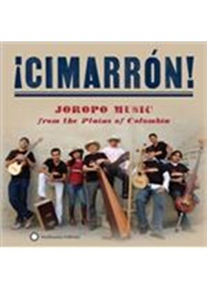 Cimarron! - �Cimarr�n! Joropo Music From the Plains of Colombia (Music CD)