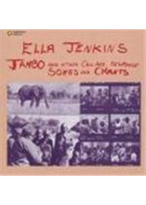 Ella Jenkins - Jambo (& Other Call And Response Songs/Chants)