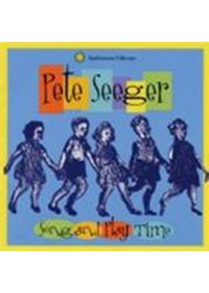 Pete Seeger - Song And Playtime