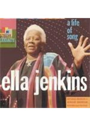 Ella Jenkins - Life Of Song, A (Music CD)