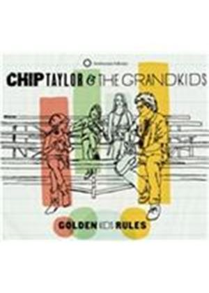 Chip Taylor - Golden Kids Rules (Music CD)