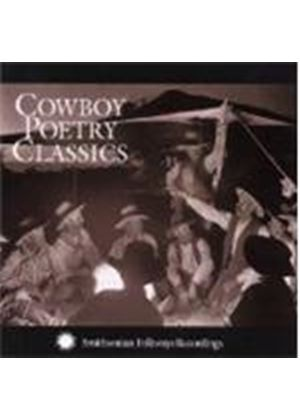 Various Artists - Cowboy Poetry Classics