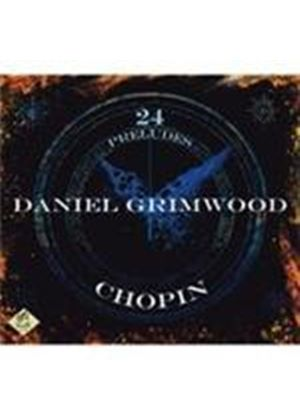 Chopin: 24 Preludes (Music CD)