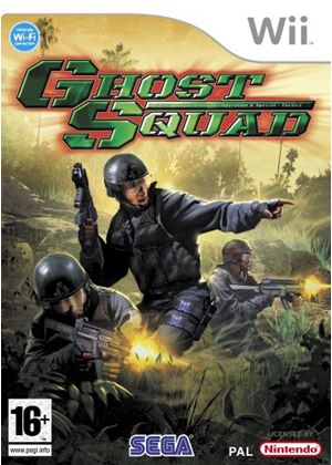 Ghost Squad (Wii)
