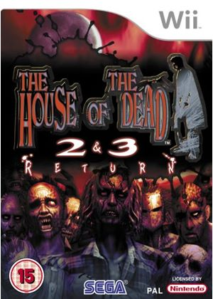 The House Of The Dead: 2 & 3 Return (Wii)