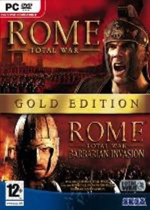 Rome Total War Gold Edition (DVD ROM) (PC)