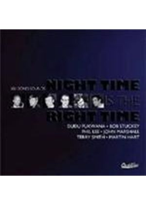 Dudu Pukwana - Night Time Is The Right Time (60s Soho Sounds) (Music CD)