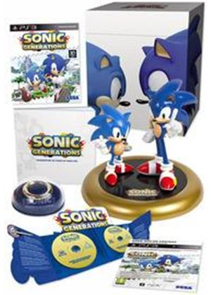 Sonic Generations - Collector's Edition (PS3)
