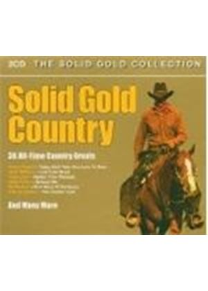 Various Artists - Solid Gold Country