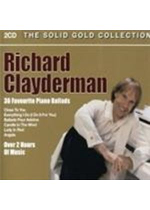 Richard Clayderman - The Solid Gold Collection