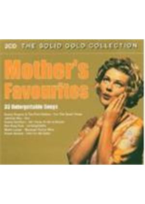 Various Artists - Mother's Favourites - The Solid Gold Collection