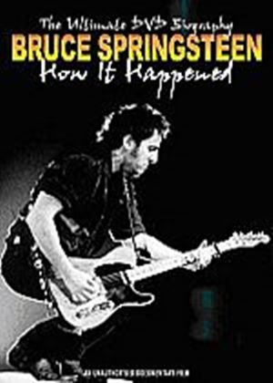 Bruce Springsteen - How It Happened