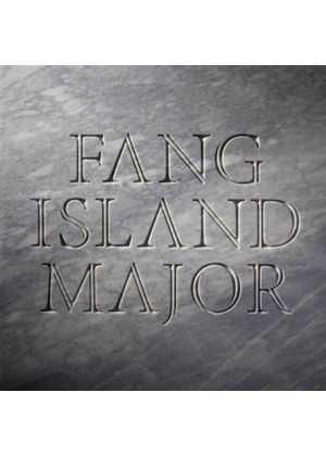 Fang Island - Major (Music CD)