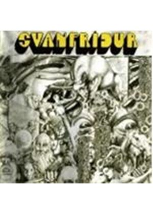 Svanfridur - What's Hidden There (Music CD)