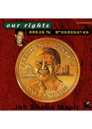 Max Romeo - Our Rights (Music CD)
