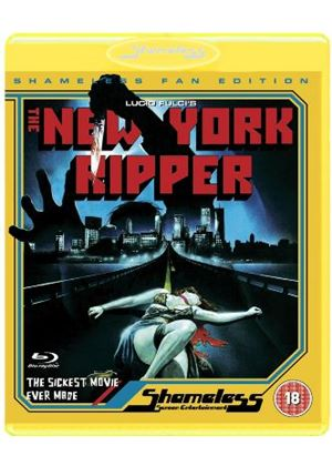 The New York Ripper - Fan Edition (Blu-ray)