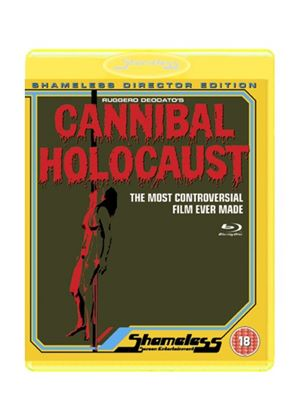 Cannibal Holocaust - Ruggero Deodato's New Edit (Blu-Ray)