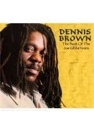 Dennis Brown - BEST OF JOE GIBBS YEARS
