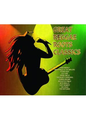 Various Artists - Great Reggae Roots Classics (Music CD)