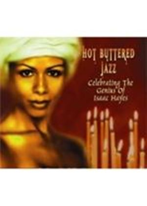 Various Artists - Hot Buttered Jazz (Celebrating The Genius Of Isaac Hayes) (Music CD)