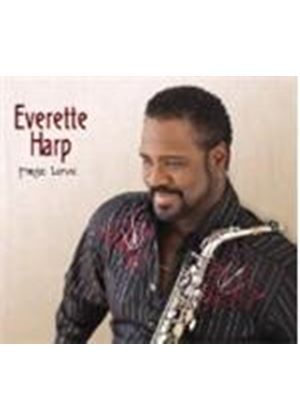 Everette Harp - First Love (Music CD)