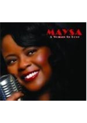 Maysa - Woman In Love, A (Music CD)