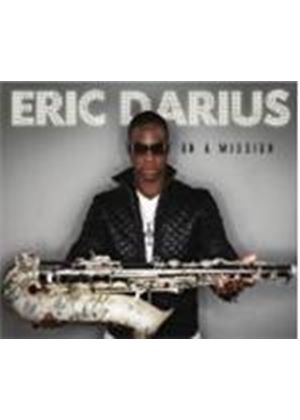 Eric Darius - On A Mission (Music CD)