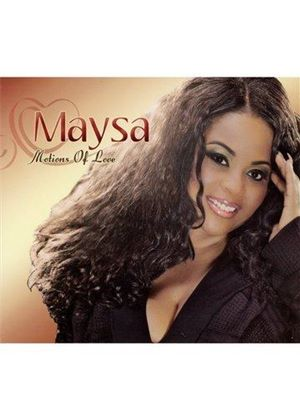 Maysa - Motions of Love (Music CD)