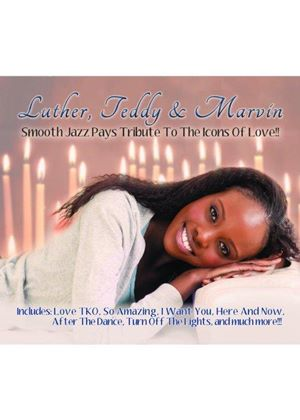 Various Artists - Luther, Teddy & Marvin (Music CD)