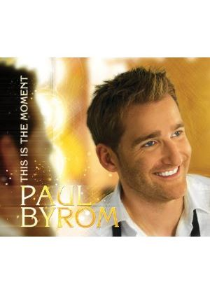 Paul Byrom - This Is the Moment (Music CD)