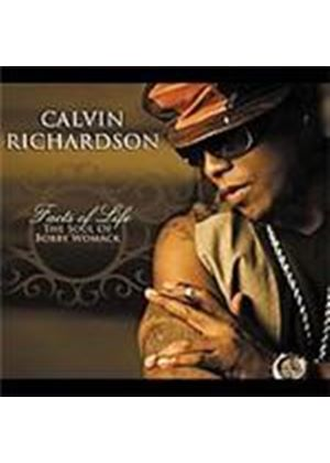 Calvin Richardson - Facts Of Life (Music CD)