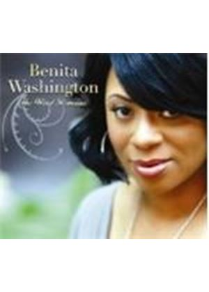 Benita Washington - Word Remains, The (Music CD)