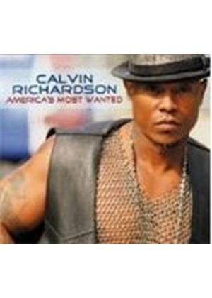 Calvin Richardson - America's Most Wanted (Music CD)