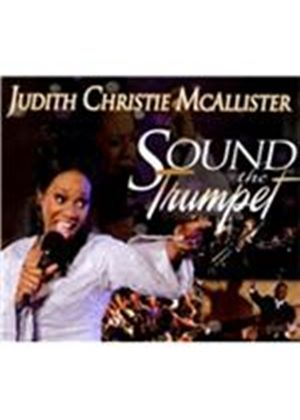 Judith Christie McAllister - Sound the Trumpet (Live Recording) (Music CD)