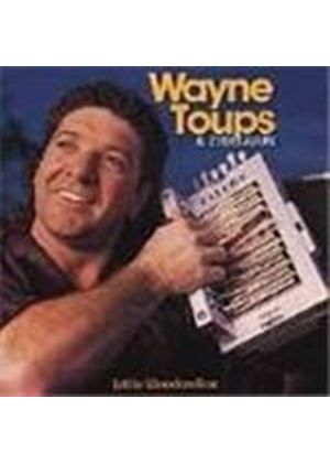 Wayne Toups - Little Wooden Box
