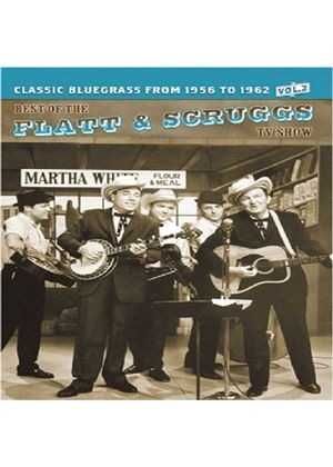 Flatt And Scruggs - The Best Of Flatt And Scruggs TV Show Vol.2
