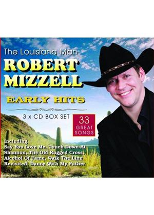 Robert Mizzell - Early Hits (Music CD)