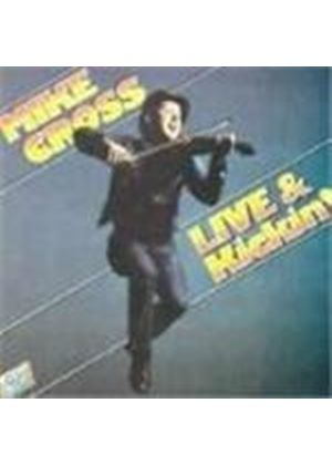 Mike Cross - Live And Kickin'