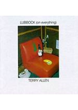 Terry Allen - Lubbock (On Everything) (Music CD)