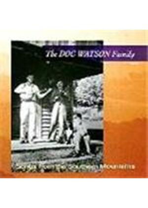 Doc Watson - Songs From The Southern Mountains