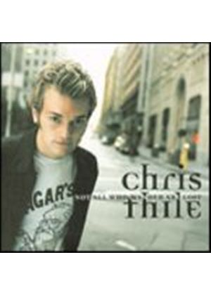 Chris Thile - Not All Who Wander Are (Music CD)
