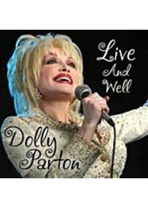 Dolly Parton - Live And Well (Music CD)