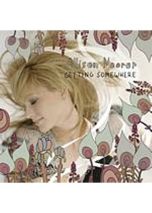 Allison Moorer - Getting Somewhere (Music CD)