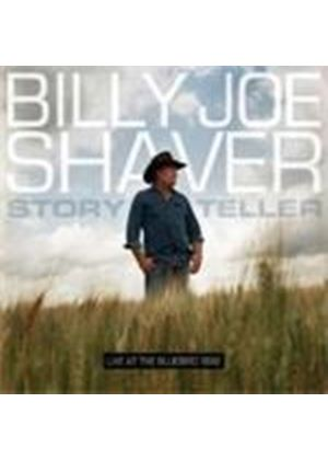 Billy Joe Shaver - Storyteller: Live At The Bluebird 1992 (Music CD)